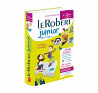 Dictionnaire de poche Junior Plus - LE ROBERT - De 7 à 11 ans