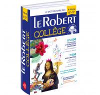 Dictionnaire français Collège - LE ROBERT - De 11 à 15 ans