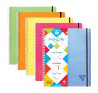 Cahier Proactiv Book - CLAIREFONTAINE - A4 - 5x5 - 160 pages