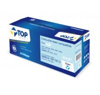 Toner compatible HP 124A (Q6001A) - Cyan