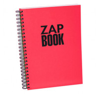 Zap book - CLAIREFONTAINE - A4
