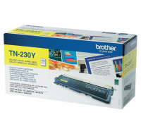Toner BROTHER TN 230Y - Jaune