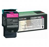 Toner Laser C540H1MG - LEXMARK - Magenta