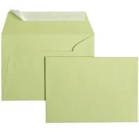 Lot de 20 enveloppes 114 x 162 - POLLEN - 120g - Vert bourgeon
