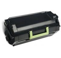 Toner laser 52D2H0E - Lexmark - Noir