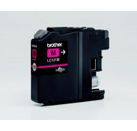 Cartouche d'encre LC121M - Brother - Magenta