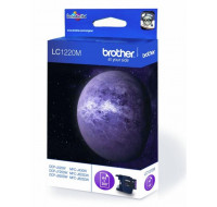 Cartouche d'encre LC1220M - Brother - Magenta