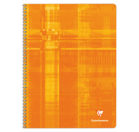 Cahier intégral - CLAIREFONTAINE - 24x32 - 100 pages - 90g - Seyes