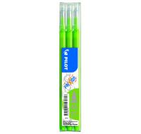 Set de 3 recharges FriXion - PILOT - Citron Vert