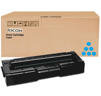 Toner laser 406349 - Ricoh - Cyan