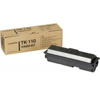 Toner laser TK110E - Kyocera - Noir