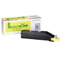 Toner laser TK880Y - Kyocera - Jaune