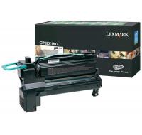 Toner laser C792X1KG - Lexmark - Noir