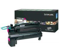 Toner laser C792X1MG - Lexmark - Magenta