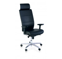 Fauteuil de bureau Ergo confort - TOP OFFICE - Noir