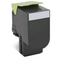Toner laser 70C2HKE - Lexmark - Noir