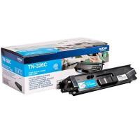 Toner laser TN326C - Brother - Cyan