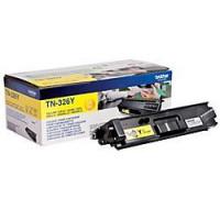 Toner laser TN326Y - Brother - Jaune