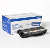 Toner laser TN3330 - Brother - Noir