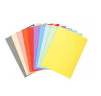 Lot de 100 chemises Forever 24 x 32 cm - EXACOMPTA - 10 couleurs