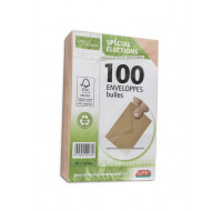 100 enveloppes éléction 90x140 - GPV - 64 g