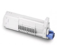 Toner laser 44318605 - Oki - Jaune