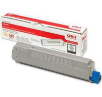 Toner laser 44574802 - Oki - Noir