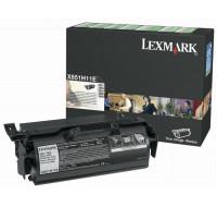 Toner laser X651H11E - Lexmark - Noir - Grande Capacite