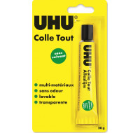 Tube de colle multi-matériaux Flex & Clean - UHU - 20g