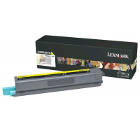 Toner laser C925H2YG - Lexmark - Jaune