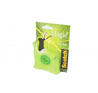 Dévidoir Escargot Magic rechargeable - SCOTCH - Vert