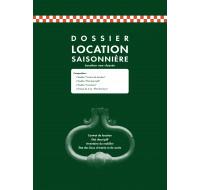 Contrat pour location saisonnière - 48E - EXACOMPTA - dossier