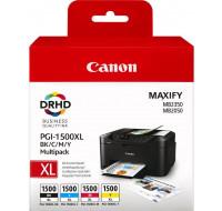 Cartouche d'encre 9182B004 - Canon - (1 Noir + 1 Cyan + 1 Magenta + 1 Jaune)