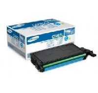 Toner laser CL5082LC - Samsung - Cyan - Grande Capacite