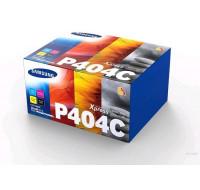 Toner laser CLT404P - Samsung - (1 Noir + 1 Cyan + 1 Magenta + 1 Jaune)