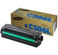 Toner laser CLT506LC - Samsung - Cyan