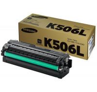 Toner laser CLT506LN - Samsung - Noir