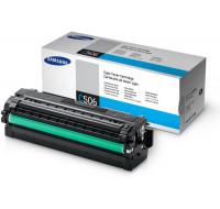 Toner laser CLT506SC - Samsung - Cyan