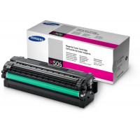 Toner laser CLT506SM - Samsung - Magenta