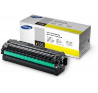 Toner laser CLT506SY - Samsung - Jaune