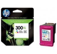 Cartouches d'encre HP 300 XL (CC644EE) - Couleurs