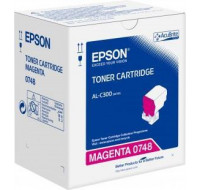 Toner laser S050748 - Epson - Magenta