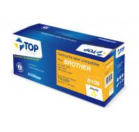 Toner compatible BROTHER TN230Y - Jaune