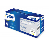 Toner compatible SAMSUNG CLT4072S - Jaune
