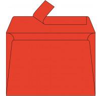 Lot de 20 enveloppes 114 x 162 - POLLEN - 120g - Rouge corail