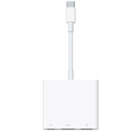 Adaptateur multiport AV - APPLE - Usb C