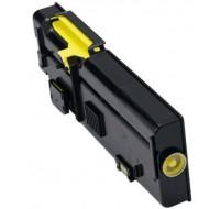 Toner laser 593BBBR - Dell - Jaune - Grande Capacité