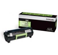 Toner laser 60F2000 - Lexmark - Noir