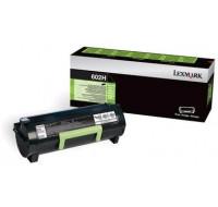 Toner laser 60F2H00 - Lexmark - Noir - Grande Capacité