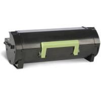 Toner laser 60F2H0E - Lexmark - Noir